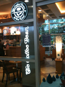 The Coffee Bean & Tea Leaf at Asian Hospital