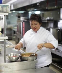 Chef Myrna