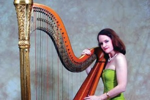 Rejuvenate your soul with the Easter Serenade by known harpist Holly Angel Paraiso