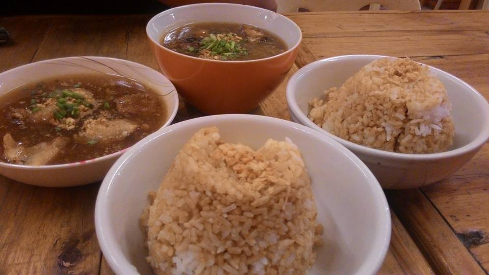 Wow, Pares! (photo credit: Izza Rivera Del Rosario, FB)
