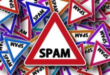Spam Email Hits Google