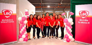 LBC Warehouse in Pampanga - south of metro