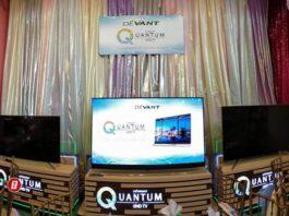 Devant Quantum Ultra HD TV