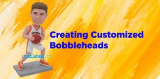 a bobblehead 2
