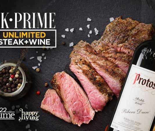 Unlimited Steak