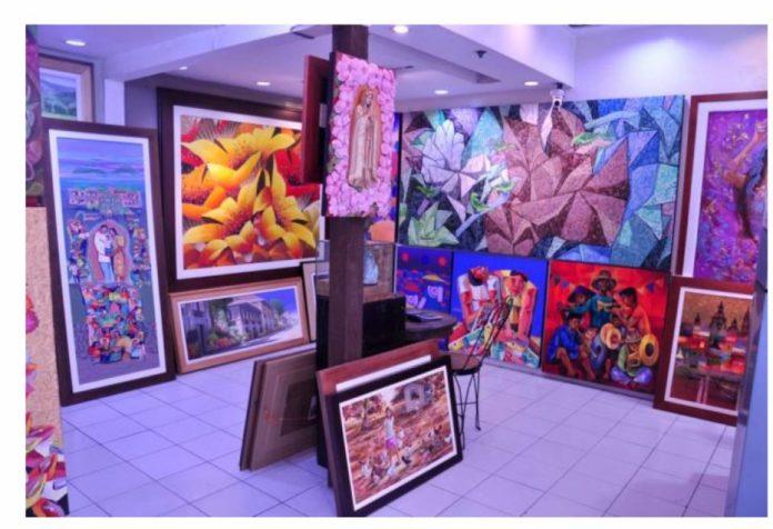 Charitable Art Exhibit-South Of Metro