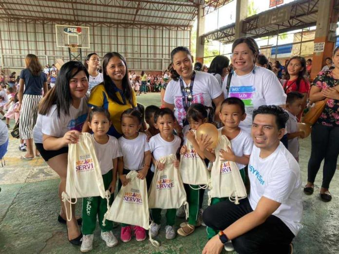 SYKES Cebu gives back 2020-South Of Metro