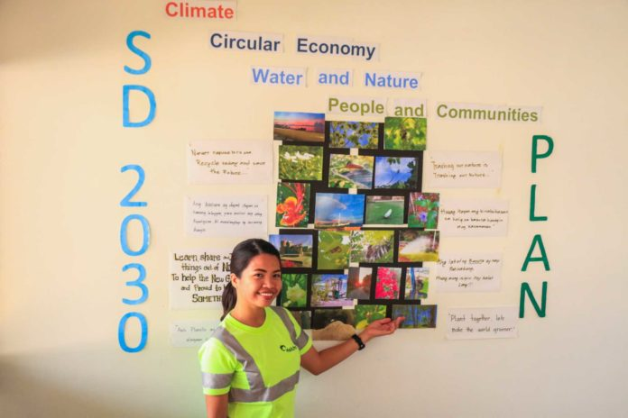 Holcim advocates embedding sustainability in COVID recovery programs 2020 - South Of Metro
