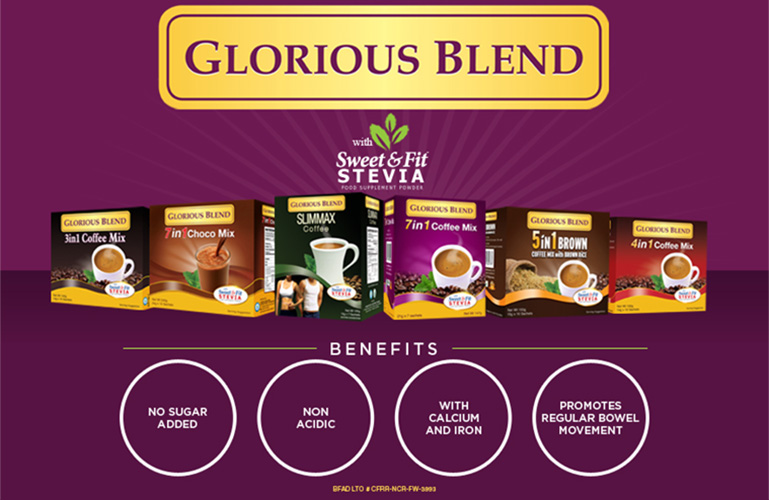Glorious Blend Coffee - South of Metro